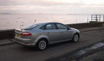 Ford Mondeo Titanium 2.0, 5 Door Hatchback in Silver full