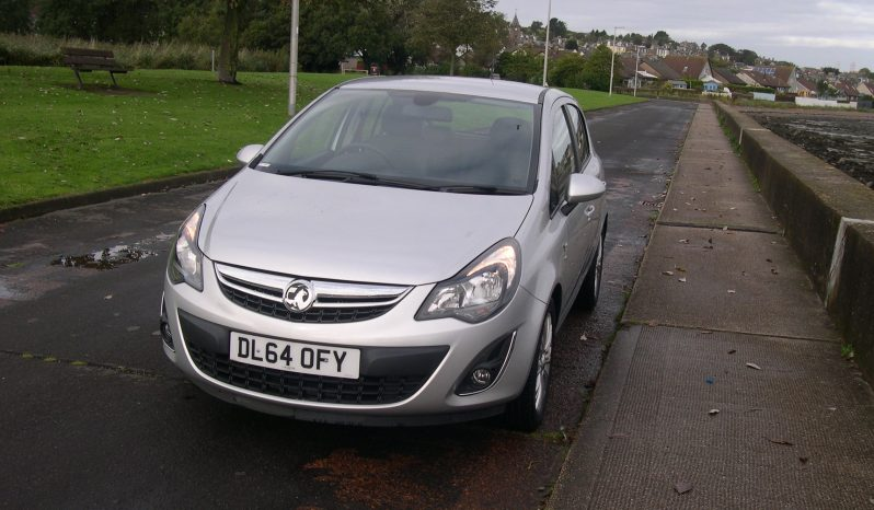 Vauxhall Corsa SE, 1.4 , 5Dr in Silver full