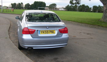 BMW 318SE, 4dr Saloon in Blue full
