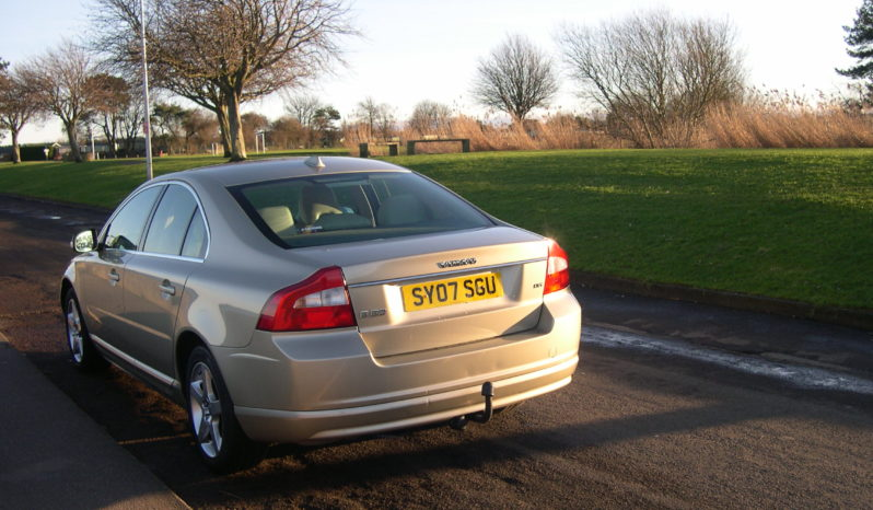 Volvo S80 SE DS Auto, 4Dr Saloon in Gold full